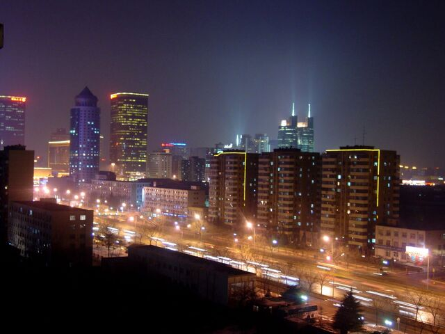 File:Beijing at night.jpg