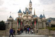 Disneyland-Hong-Kong-castle