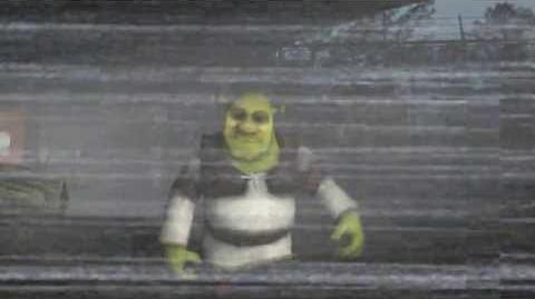 SFM Shrek is love. Shrek is life.