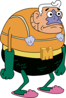 109-1094843 man-ray-spongebob-png-mermaid-man-and-barnacle
