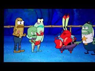 Arrested krabs