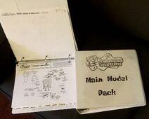 SpongeBob-Main-Model-Pack