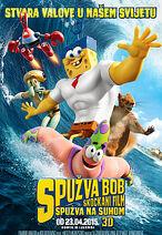 SpongeBob Croatia plakat