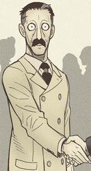 Donovan Desmond Manga Infobox
