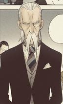 Henry Henderson Manga Infobox