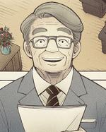 Walter Evans Manga Infobox