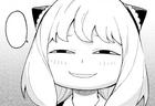 Anya's smug face