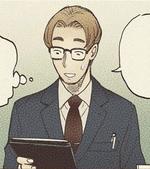 Eden Geometry Teacher Manga Infobox
