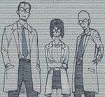 Scientists Manga Infobox