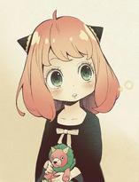 Anya Forger Manga Infobox