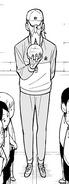 Henry Henderson Manga Full Body Gym Outfit