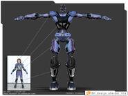 SpyKids3 She-Bot