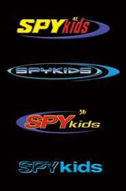 Spy kids early logos