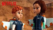 Lost in the Sandstorm - Spy Kids Mission Critical - Netflix