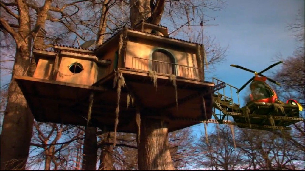 treehouse the old - Kids Tree House