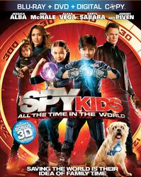 Spy Kids 4 Blu-Ray