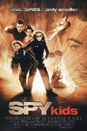 Spy kids US poster ver2