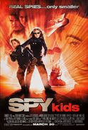 Spy kids US poster