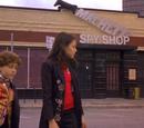 Machete Spy Shop