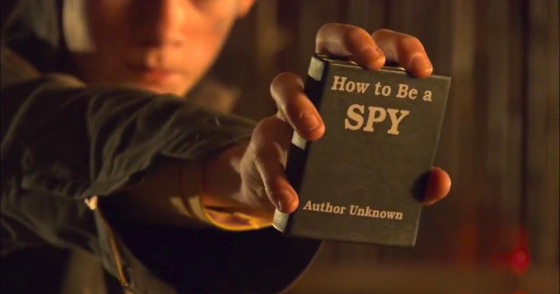 How To Be A Spy   Spy Kids Wiki   FANDOM powered by Wikia