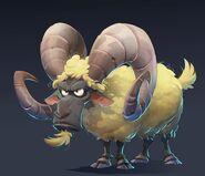 Ram Reignited Concept Art