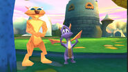 SpyroHunter SunriseSpring