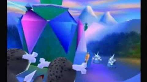 Crystal Glaciers