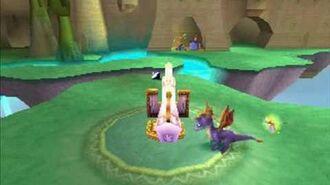 Spyro the Dragon -25- Dream Weavers Home