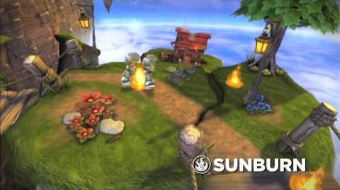 Meet the Skylanders Sunburn (extended)