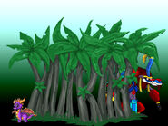 P Earth TreeWall