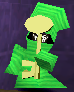 Green Thief Gnasty Gnorc