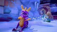 Reignited Spyro IceCavern