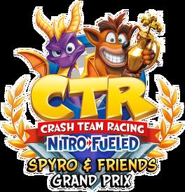 SpyroFriends GrandPrix