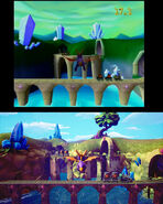 Spyro BeforeAfter SunnyFlight Reignited