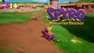 Spyro Reignited Trilogy - Stone Hill Gameplay