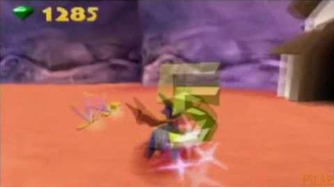 Spyro Year of the Dragon - 100% - Seashell Shore Part 1