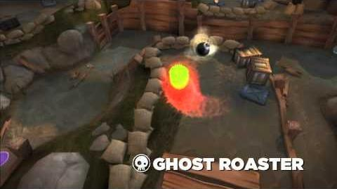 Skylanders Spyro's Adventure - Meet the Skylanders Ghost Roaster