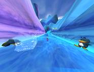 Spyro MM Slide Penguin Ice