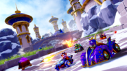Spyro Crash GnastyGnorc