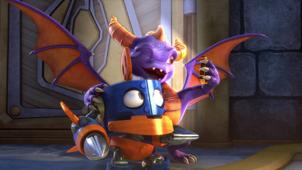 Spyro WindUp Selfie