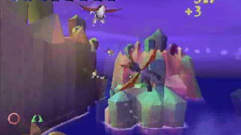 Spyro the Dragon -16- Crystal Flight