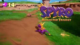 Spyro Reignited Trilogy - Stone Hill