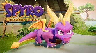 Spyro Reignited Trilogy Reveal Trailer