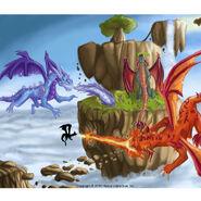 Spyro's Kindom Elders Art
