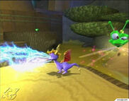 Spyro electric breath
