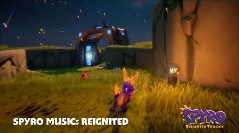 New and Original Music Option Spyro Reignited Trilogy