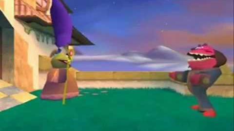 Spyro Ripto's Rage Cloud Temples Intro and Extro