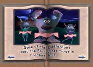 Earthshaper dance troupe