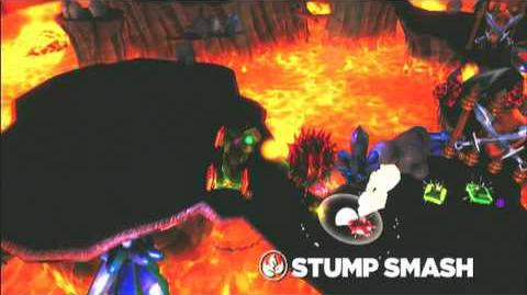 Skylanders Spyro's Adventure - Stump Smash Preview Trailer (Drop the Hammer)