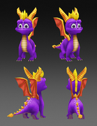 Spyro AHT model2